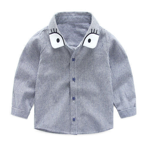 Kids Stylish Lining Shirt