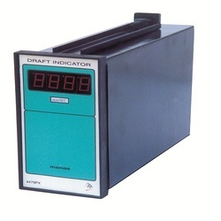 Pressure Measuring Draft Indicator & Transmitter