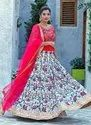 Party Wear Sequins Work Lehenga Choli