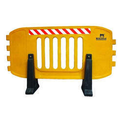 Perforated Barricade Fence