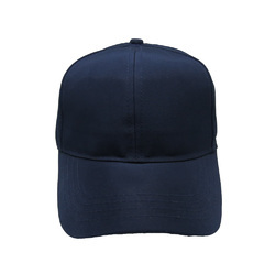 Kapture Headwear Navy Blue Plain Baseball Cap d1ea4d1e8
