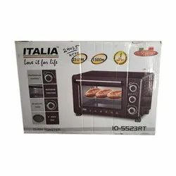 10-5523RT Italia Oven Toaster for Home