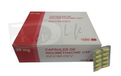 Indom-Dev Indomethacin Capsules Usp