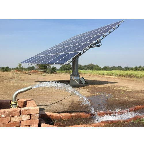 Solar Water Pump 700 900 Rs 110000 Unit Manshi Enterprises Id 18283333262