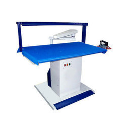 White Vacuum Ironing Table