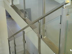 Stainless Steel Modern Balusters