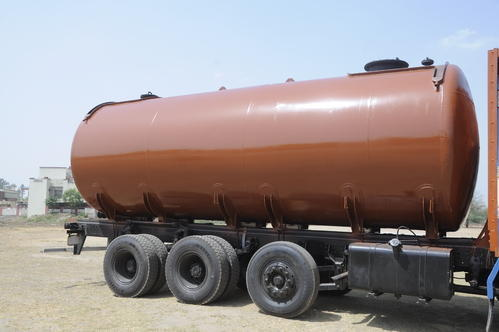 HCL and Chemical Road Tanker