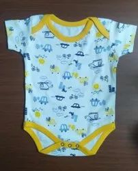GOTS Certified 100% Organic Cotton Baby Rompers