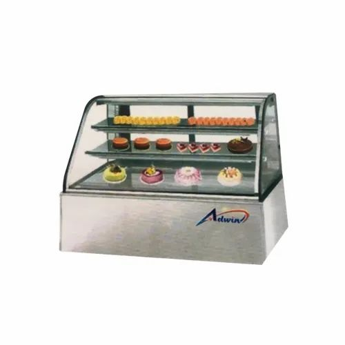 AD R1 Bakery Showcase Cabinet