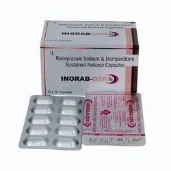 Rabeprazole Sodium And Domperidone Sustained Release Capsules