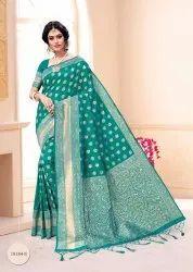 Krishnahari Kohinoor Pattu Weaving Silk Sarees
