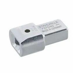 7370/40 Mild Steel  Adaptor