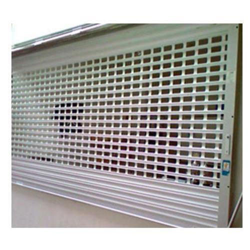 Stainless Steel Punched Rolling Shutter