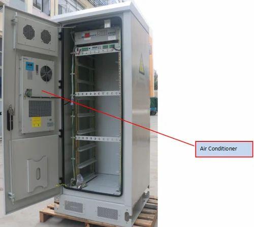 Outdoor Eco Cooling Telecom Enclosure 17u Ip55 At Rs 90000