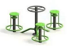 Explay GI Pipe Twister Triple Sitting, For Gym, Model Name/Number: OGEX-19