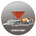Screw Feeding System For Cement/Flyash/Powder