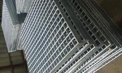 GI STEEL GRATING