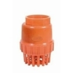 Threaded Foot Valve for Sanitary