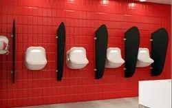 Fixine Urinal Divider