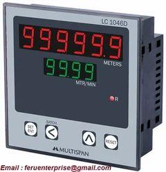 Multispan LC1046 Length Counter
