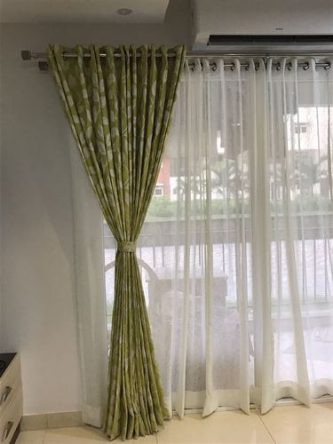Sarom Eyelet Curtains Size Custom Made