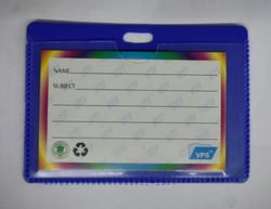 Lucky Plastics PVC Plastic ID Card Holder CH 4