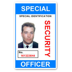 PVC Rectangular ID Cards