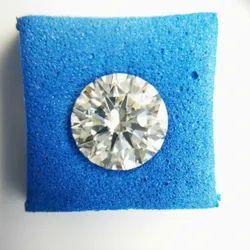 CVD Diamond 1.06ct G VVS2 Round Brilliant Cut IGI Certified Stone