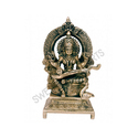 Saraswati Statue Brass