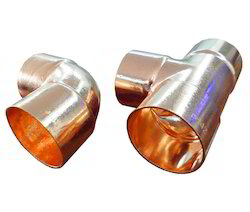 Copper Fittings MGPS for Structure Pipe, Size: 3 inch