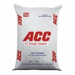 ACC 43 Grade OPC Cement