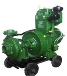 Water Cooled Pumpset