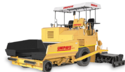 Mechanical Paver With Hydraulic Conveyor Drive