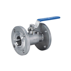 90 Series Flanged Ball Valves