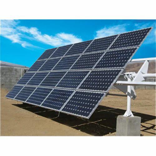 100 Kw Monocrystalline Solar Panel At Rs 140000 Kilowatt