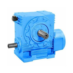 NU Type Worm Reduction Gearbox