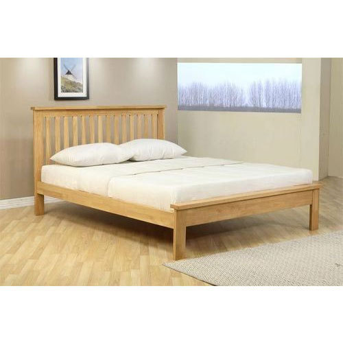 Teak Wood Queen Size Wooden Bed, Rs 14000 /piece, Designer