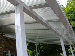 Polycarbonate Clear Roofing Sheet