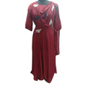 Traditional Silk Ladies Kurti