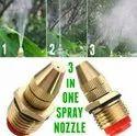 Adjustable Water Spray Nozzle
