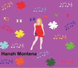 Big Stencils Hanah Montena