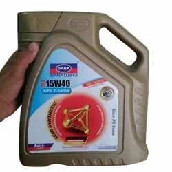 15W40 Semi Synthetic Engine Oil