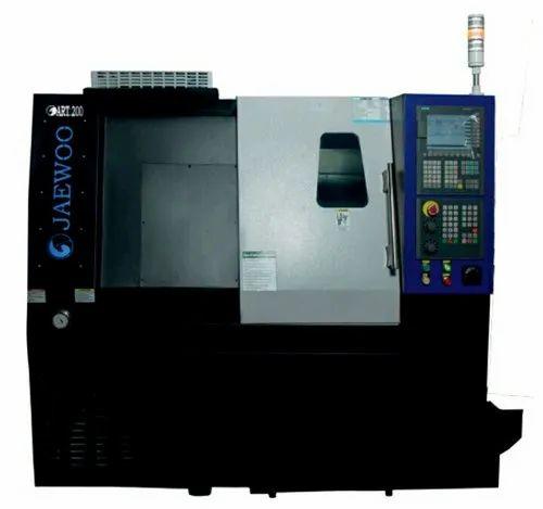 Jaewoo CNC CNC Turning Machine, Siemens And Fanuc, Model Number: Art