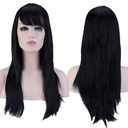 Ladies Full Head Natural Wigs