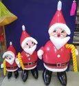 Inflatable Santa Claus Figurine 6 ft
