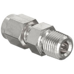 Stainless Steel Double Ferrule Connector