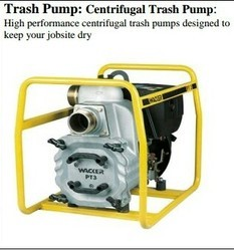 Trash Pump at Best Price in India