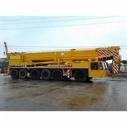 Telescopic Boom Hydraulic Mobile Cranes Services