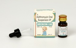 Azithromycin Drops