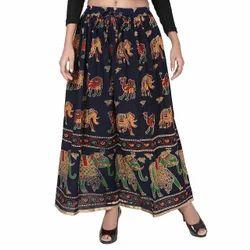 Jaipuri Printed Skirt